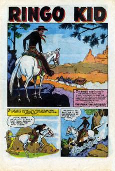 Extrait de Ringo Kid (The) Vol 2 (Marvel - 1970) -4- (sans titre)