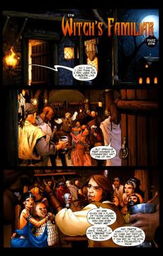 Extrait de Savage tales (Dynamite - 2007) -1VC4- Issue #1