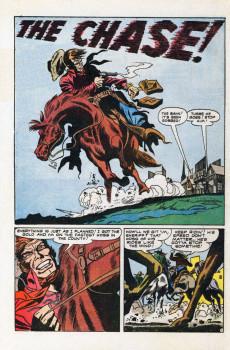 Extrait de Ringo Kid (The) Vol 2 (Marvel - 1970) -6- Capture or Death