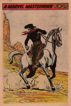 Extrait de Ringo Kid (The) Vol 2 (Marvel - 1970) -8- The End of the Trail!