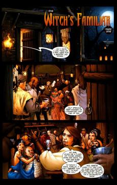 Extrait de Savage tales (Dynamite - 2007) -1VC2- Issue #1