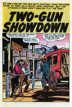 Extrait de Ringo Kid (The) Vol 2 (Marvel - 1970) -20- (sans titre)