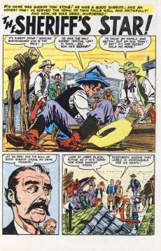 Extrait de The ringo Kid Vol 2 (Marvel - 1970) -21- Man Trap!