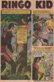 Extrait de Ringo Kid (The) Vol 2 (Marvel - 1970) -27- (sans titre)