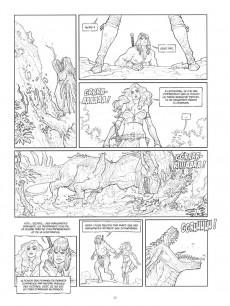 Extrait de Conan le Cimmérien -7TL- Les Clous rouges