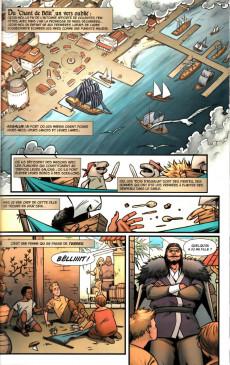 Extrait de L'Ère de Conan -1- Bêlit, la reine de la Côte noire