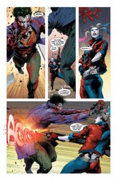 Extrait de DCeased (DC comics - 2019) -3- Red Sea