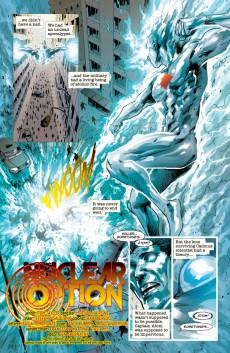 Extrait de DCeased (DC comics - 2019) -4- Nuclear Option