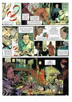 Extrait de Les quatre de Baker Street -8- Les Maîtres de Limehouse