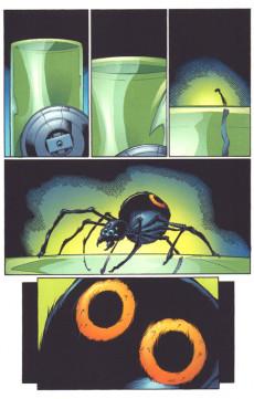 Extrait de Les décennies Marvel -7- Les années 2000 : la une des journeaux