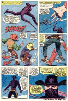 Extrait de Ghost Rider Vol.1 (Marvel Comics - 1967) -2- The Macabre Menace of the Tarantula!