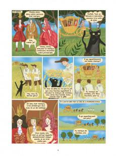 Extrait de Les contes de Perrault