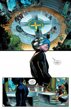 Extrait de House of X (Marvel comics - 2019) -6- I Am Not Ashamed