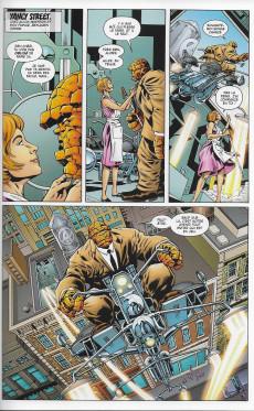 Extrait de Fantastic Four (100% Marvel - 2019) -2- M. et Mme Grimm