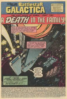 Extrait de Battlestar Galactica (1979) -5- Ambush!