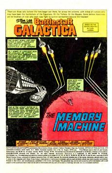 Extrait de Battlestar Galactica (1979) -6- Nightmare!