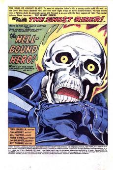 Extrait de Ghost Rider Vol 2 (Marvel - 1973) -9- The Hell-Bound Hero!