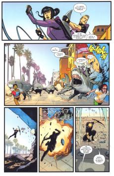Extrait de West coast Avengers - Les meilleurs de l'Ouest