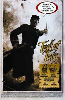 Extrait de Ghost Rider: Trail of Tears (Marvel - 2007) -1- Part 1