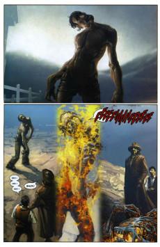 Extrait de Ghost Rider: Trail of Tears (Marvel - 2007) -2- Part 2