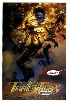 Extrait de Ghost Rider: Trail of Tears (Marvel - 2007) -6- Conclusion
