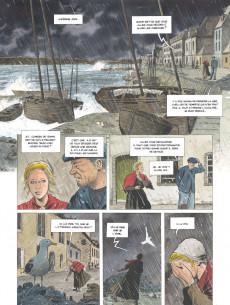 Extrait de L'or des marées -1- Les moissonneurs de la mer