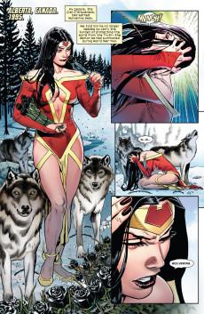 Extrait de Marvel Comics Presents Vol.3 (Marvel comics - 2019) -6- Wolverine: The Vigil Part 6
