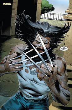 Extrait de Marvel Comics Presents Vol.3 (Marvel comics - 2019) -8- Wolverine: The Vigil Part 8