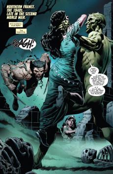 Extrait de Marvel Comics Presents Vol.3 (Marvel comics - 2019) -9- Wolverine: The Vigil Conclusion