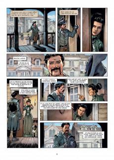 Extrait de West Legends -1- Wyatt Earp's Last Hunt