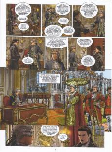 Extrait de Viravolta -2- Dans le secret du roi