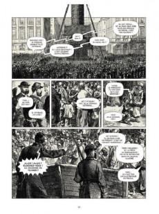 Extrait de Les damnés de la Commune -3- Les orphelins de l'histoire
