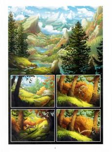 Extrait de Les mondes cachés -4- La Vallée oubliée