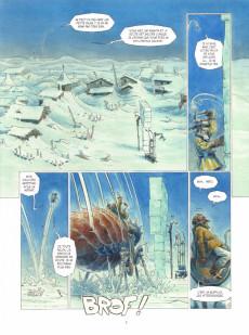 Extrait de Azimut (Lupano/Andréae) -5- Derniers frimas de l'hiver