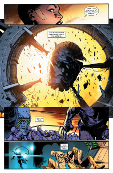 Extrait de House of X (Marvel comics - 2019) -4- It WIll Be Done