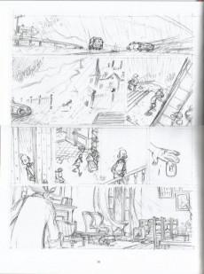 Extrait de Spirou et Fantasio (Une aventure de.../Le Spirou de...) -16TL- Spirou à Berlin