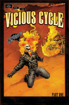 Extrait de Ghost Rider Vol 6 (Marvel - 2006) -1- Vicious Cycle (Part I of IV)