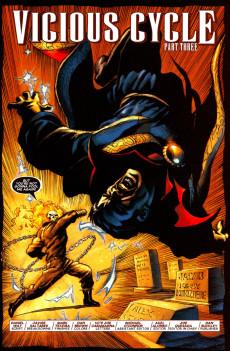 Extrait de Ghost Rider (2006) -3- Vicious Cycle (Part 3)