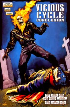 Extrait de Ghost Rider (2006) -4- Vicious Cycle (Part 4)