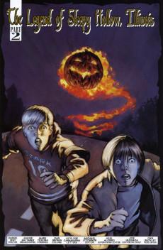 Extrait de Ghost Rider (2006) -9- The Legend of Sleepy Hollow, Illinois Part 2