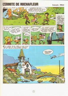 Extrait de Les petits hommes -22a2001- L'ermite de Rochafleur