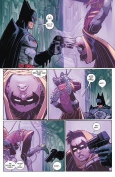 Extrait de Batman (DC Comics - 2016) -81- City of Bane, Part Seven