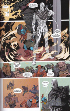 Extrait de Defenders (100% Marvel - 2019) - La Meilleure Défense