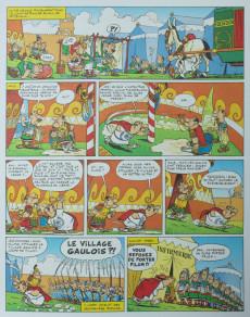 Extrait de Astérix (Hachette collections - La collection officielle) -5- Le tour de Gaule d'Astérix