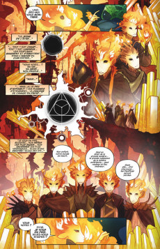 Extrait de Dark Crystal (The Power of the) -1- The Power of the Dark Crystal