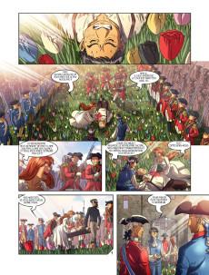 Extrait de La rose écarlate -16- Il me fait confiance