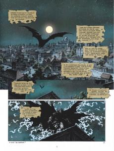 Extrait de Le prince de la Nuit -9- Arkanéa