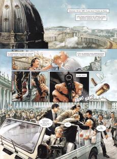 Extrait de Un pape dans l'histoire -3- Jean-Paul II - N'ayez pas peur !
