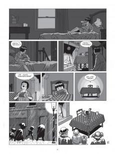 Extrait de Glénat 9 1/2 (Collection) -3- Alfred Hitchcock - 1 - L'Homme de Londres