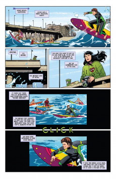 Extrait de Hawkeye (2017) -1- The Adorable Archer Takes Aim -- on Danger!